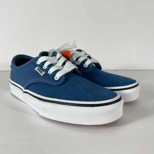 Vans Chima Ferguson Pro Blue Ashes White Sneakers